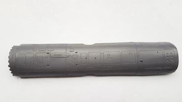Su-17/22 M3/M4 Correct belly set in 1/48 scale for the Kitty Hawk kit